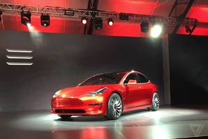 Tesla: Change in Model 3 language on website 'doesn't reflect any change in our plans'