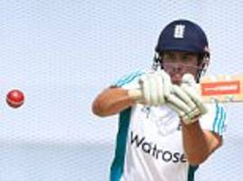 Alastair Cook's milestone comes in successful hunting ground as England captain prepares to scale 'mountain' of Tests against Bangladesh and India
