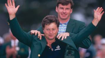 ian woosnam and davis love inducted into world golf's hall of fame