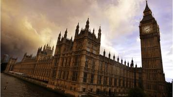 Man held in Houses of Parliament rape investigation