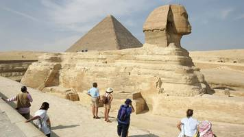 2 Mysterious Chambers May Have Been Found In The Great Pyramid
