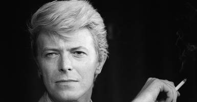 "Listen to One of David Bowie's Last Recordings, ""No Plan"""