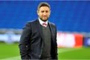 lee johnson has a message for his bristol city players ahead of...