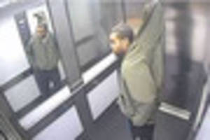 police want to speak to this man about alleged theft of venetian...