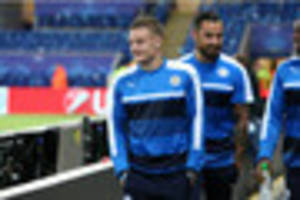 Leicester City team news for Champions League clash with FC...