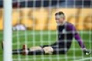 stoke city: jack butland - i'm still injured but in a really good...