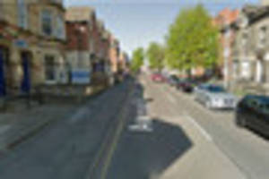 woman shouts 'paedophile' five times at man in busy street