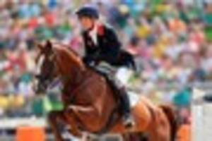 Olympic hero William Fox-Pitt among eventing stars families can...