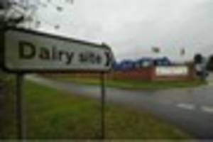 Cambridge News published Travellers invade disused Dairy Crest site in Cambridgeshire