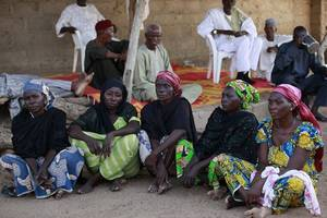 Official: Freed Chibok Girls Need Foreign Education To Remove Associated Stigma