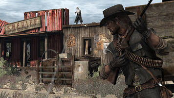 Did Rockstar teases new Red Dead Redemption game?