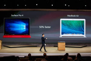 Microsoft Surface Pro 5 Release Date, News & Update: MacBook Pro 2016 Contender Confirmed for October 26 Release?