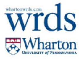 wharton research data services announces best paper award for research on trust effects in the face of the madoff ponzi scheme