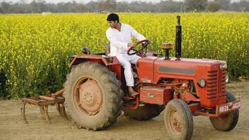 Like Uber, but for Indian tractors