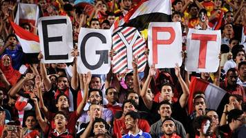 egypt fans allowed to attend 2018 world cup qualifier