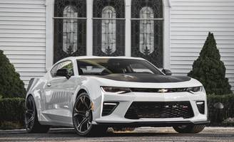 Tested! 2017 Chevrolet Camaro SS 1LE Manual: 21st-Century American Superhero