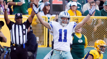 no longer a secret, cole beasley is a better weapon than ever for the cowboys