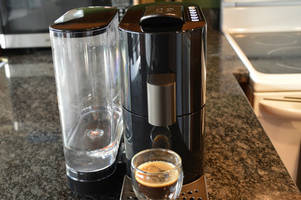 If you shun all coffee but Starbucks, the Verismo V my be the machine for you