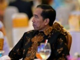 Indonesian leader Joko Widodo vows to 'wipe out paedophilia' by castrating and executing sex offenders