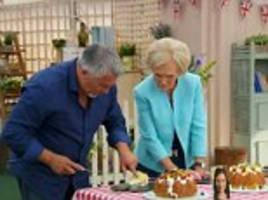 'Stop saying penetrate!' As Paul Hollywood frets about cakes being 'too tight', has the Bake Off innuendo finally got too much even for its hardened fans?