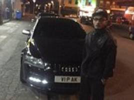 'sports car-mad' burnley schoolboy secretly bought bmw and died by crashing into tree