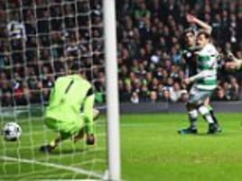 Celtic 0-2 Borussia Monchengladbach: Kolo Toure's gaffes punished by Lars Stindl and Andre Hahn to leave Brendan Rodger's Euro hopes on the brink