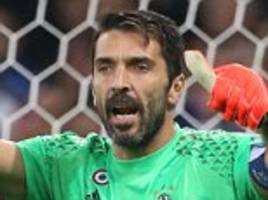 Gianluigi Buffon fires back at his critics after match-winning display for Juventus: 'People can organise my funeral, but there's nobody there'