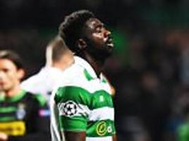 Kolo Toure takes blame after his errors cost Celtic Champions League defeat by Borussia Monchengladbach