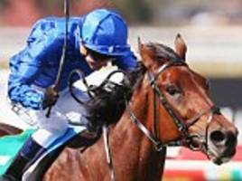 qewy takes group three victory in geelong cup to increase hopes of challenging for melbourne cup win
