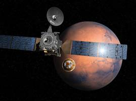 europe's mars lander may have crashed into a robot graveyard that is the red planet