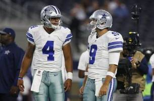 NFL roundup: Cowboys may stick with Prescott after all