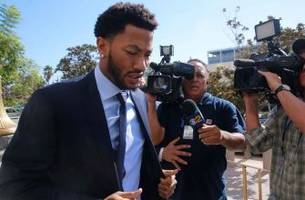 Derrick Rose, associates cleared of all charges in civil rape trial