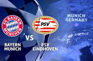 Bayern Munich vs. PSV Eindhoven | 2016-17 UEFA Champions League Highlights