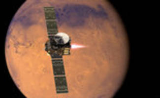exomars tgo reaches mars orbit while edm situation under assessment