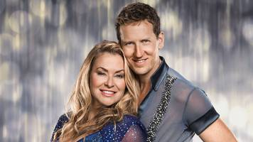 Anastacia given stand-in for ill Brendan at Strictly training