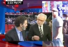 blitzer and clinton strategist go at it over whether wikileaks emails were found by russian hackers