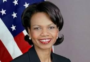 Condoleezza Rice Responds to Speech Where Trump Reportedly Called Her a 'B*tch'