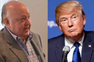 Report: Roger Ailes and Donald Trump Are on the Outs