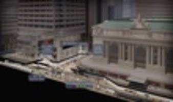 Inside The $220 Million Plan To Improve The Subway At Grand Central