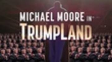 Michael Moore Releases Surprise New Film Focused On Donald Trump