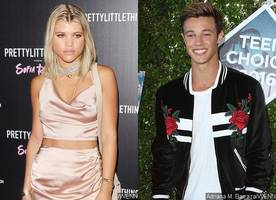 Moving on From Justin Bieber? Sofia Richie Is Now Rumored Dating Cameron Dallas