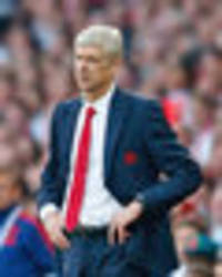 Arsene Wenger sends message to sidelined Arsenal star ahead of Champions League showdown