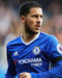 Eden Hazard sends message to his Chelsea team-mates ahead of Man United clash