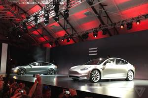 Elon Musk says Tesla will announce 'Model 3 part 2' at 8PM ET