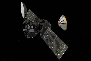 Watch the ExoMars spacecrafts arrive at Mars