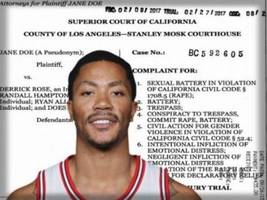 Jury Rejects Derrick Rose Gang Rape Allegations