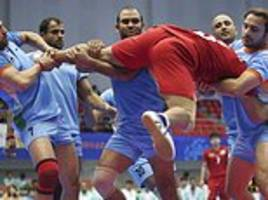 'england loses at a world cup again': what is kabaddi and why are the english getting trolled for losing?