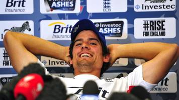 Alastair Cook to break England Test record