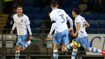 cardiff held to draw by sheffield wednesday