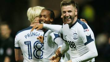 in-form preston see off huddersfield